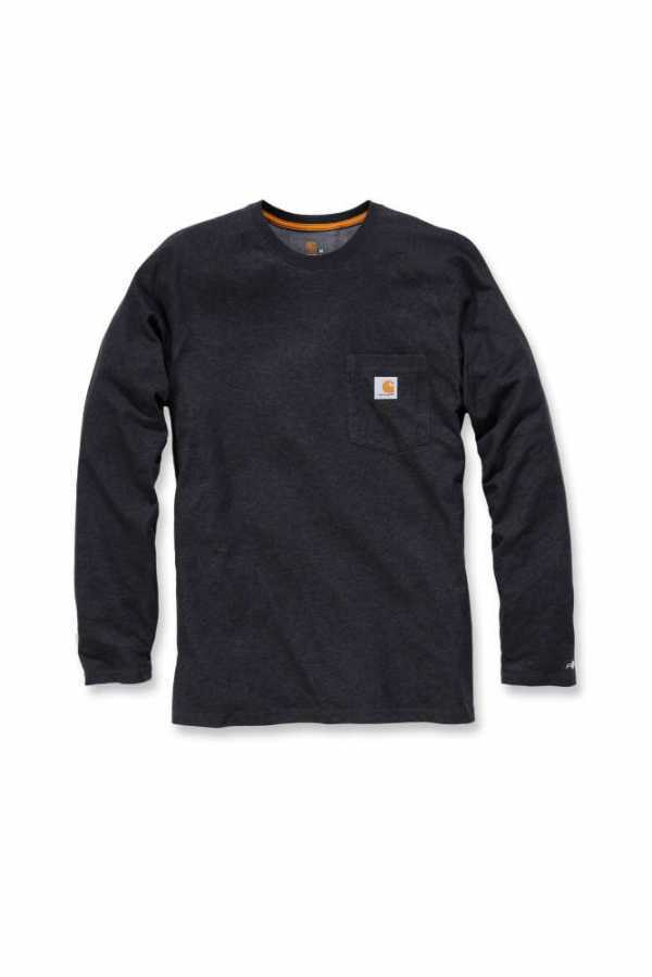 FORCE COTTON T-SHIRT L/S