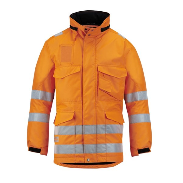 High-Vis Winterparka, Klasse 3