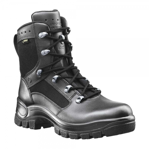 HAIX AIRPOWER P6 highEinsatzstiefel LederTextilkombination GoreTex Funktionsstiefel