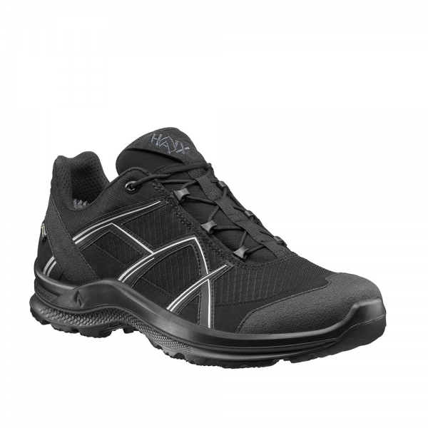 BLACK EAGLE Adventure 21 GTX lowblack-silver Herrenschuhe