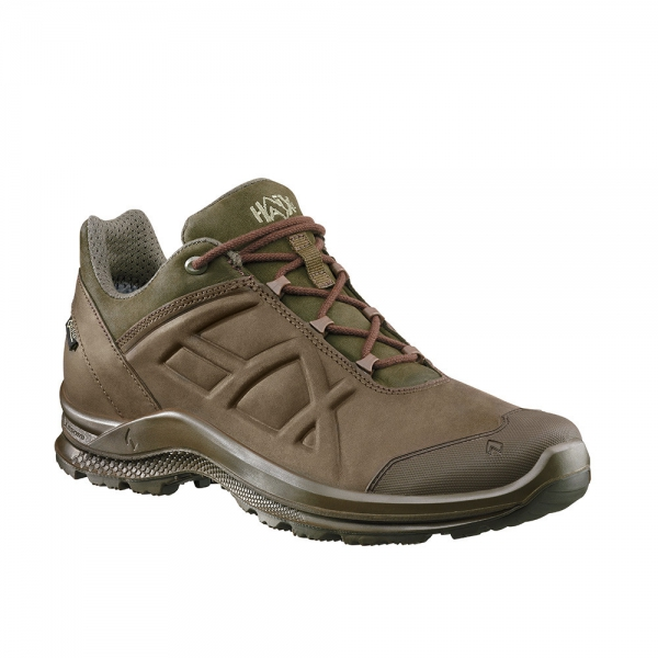 BLACK EAGLE Nature GTX Ws low Outdoorschuh aus Nubukleder - Frauen