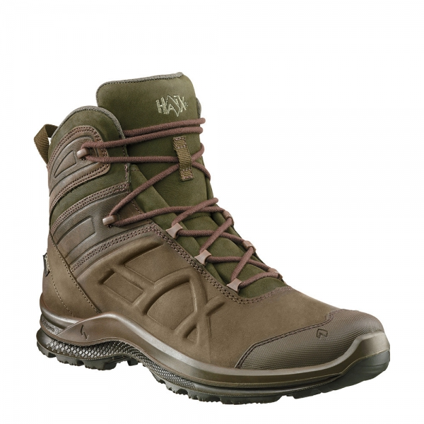 BLACK EAGLE Nature GTX Ws mid Outdoorschuh braun olive 30  EU 35