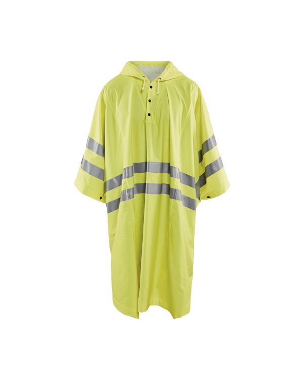 Regen Poncho High Vis Level 1