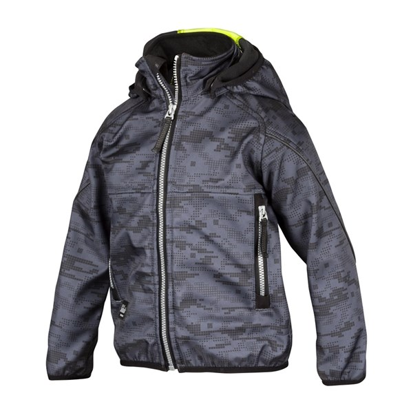 Junior Soft Shell Jacke