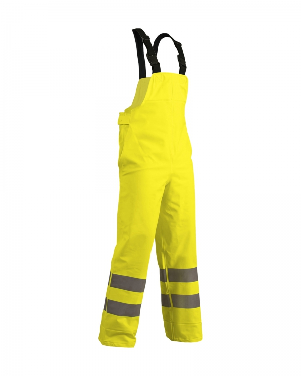 High Vis Regen Latzhose Heavy weight Extreme
