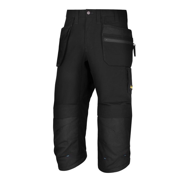 Snickers Workwear 6103 LiteWork, 37.5 Piratenhose mit Holstertaschen
