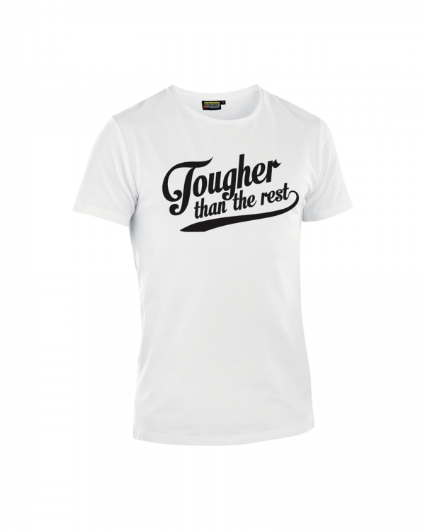 "T-Shirt Limited ""Tougher than the rest"""