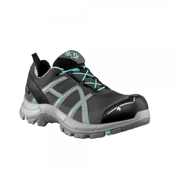 BLACK EAGLE Safety 401 Ws low grey-mint S3- SicherheitsschuheUK 40  EU 37