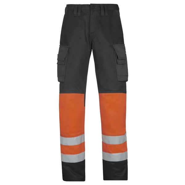 High-Vis Bundhose, Klasse 1
