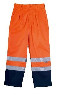 PATROL Hose Hi-Viz  3M orange/marineblau