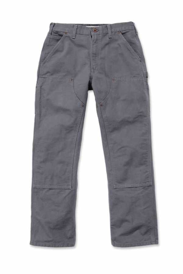 DOUBLE FRONT WORK PANT