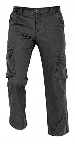 Winterhose RAHAN, warme Bundhose, Bundhose Winter