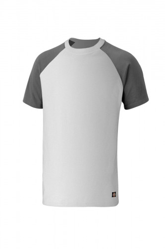 Two Tone T-Shirt, zweifarbig 180g/m²