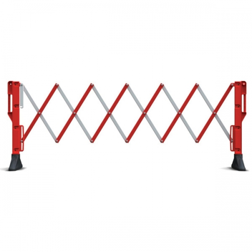 Expandable Barrier 3 Metre - Red / White