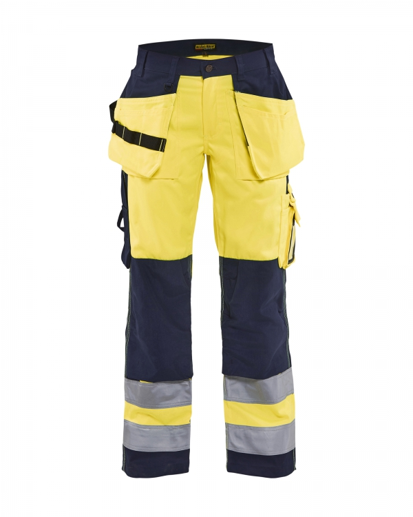 Damen High Vis Bundhose