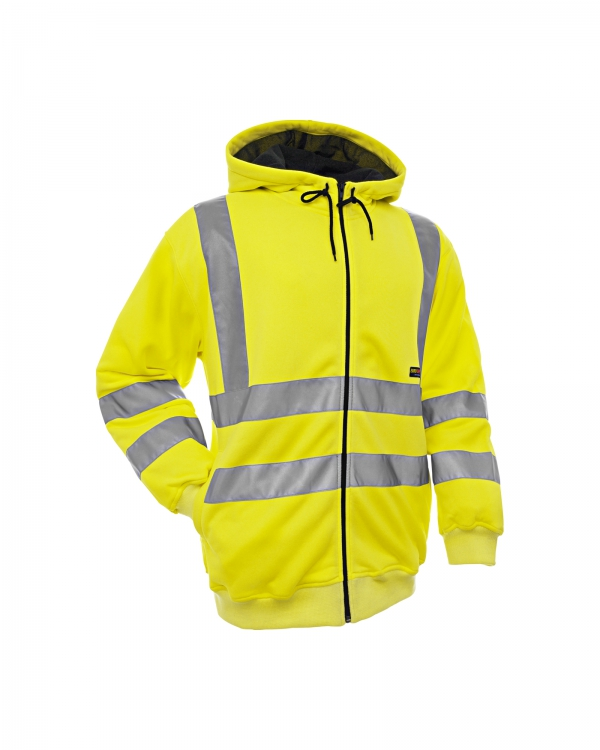 High Vis Kapuzenshirt