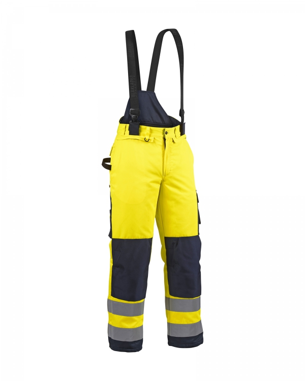 High Vis Winterlatzhose