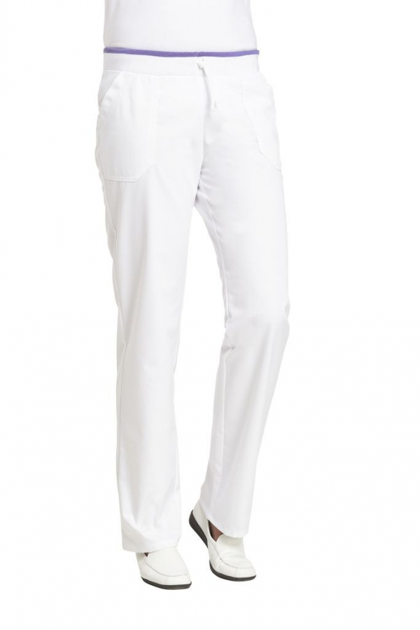 Damenhose, Classic-Style, 210 g/m², weiss