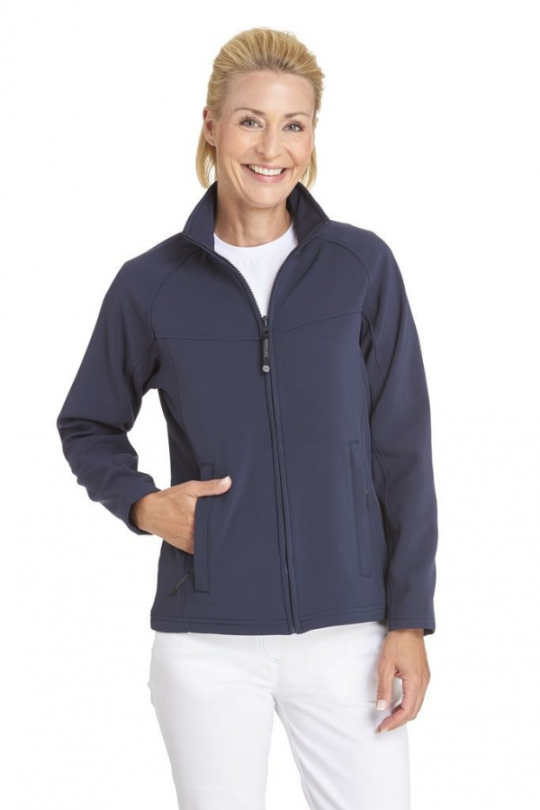Damen Softshelljacke Stretch, 270g/m²