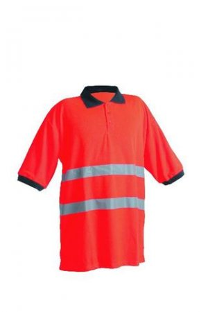 AVALON Polo-Shirt orange