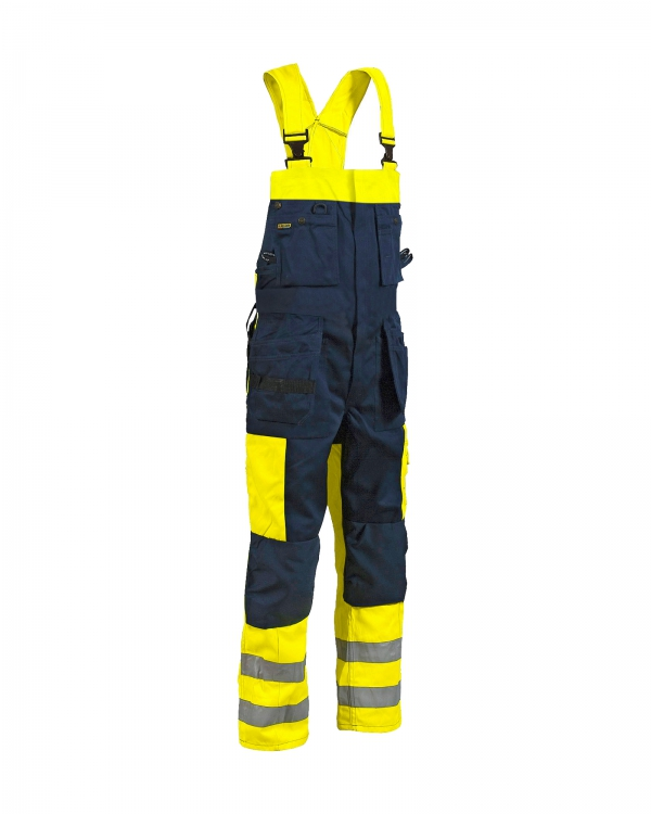 High Vis Latzhose