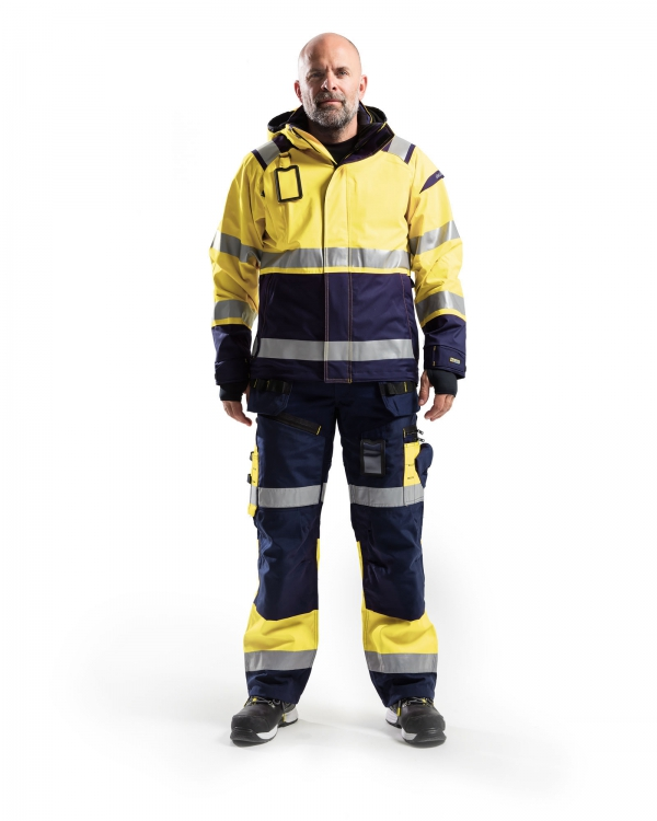 High Vis Bundhose X 1500