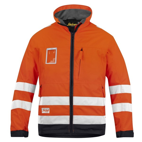 HiVis Winter Jacke, Klasse 3
