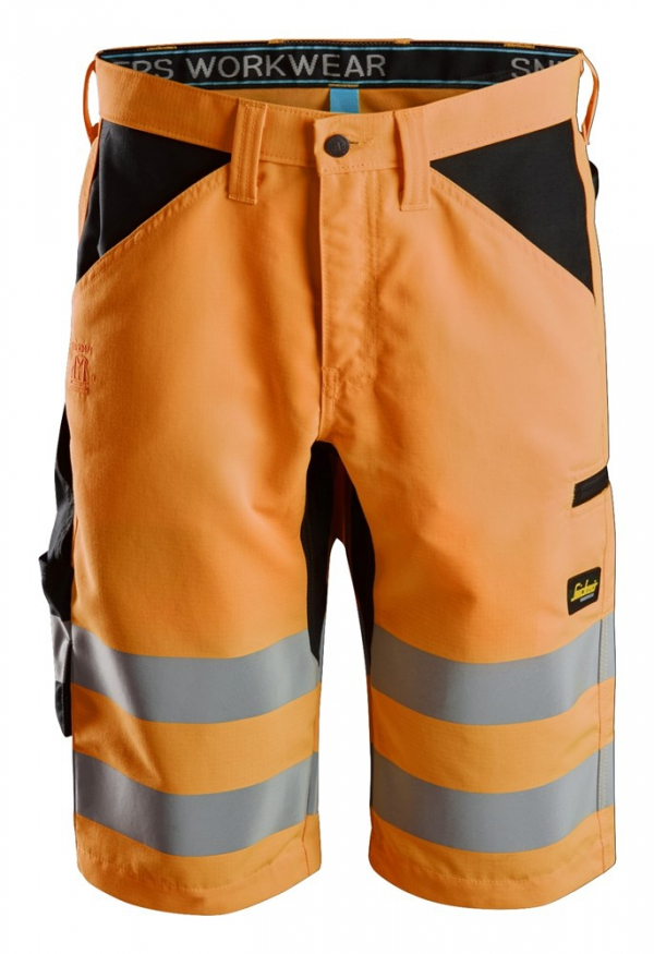 LiteWork High-Vis Shorts+ Klasse 1