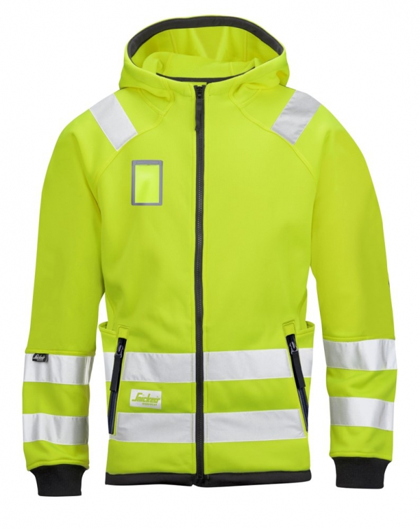 High-Vis Mikro Fleece Jacke, Klasse 3