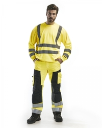 High Vis Pullover