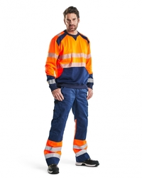 High Vis Sweatshirt