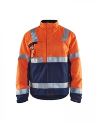 High Vis Winterjacke