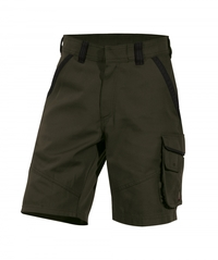DASSY Smith Canvas short PESCO25 (295GR) SCHWARZ/GRAUgr)
